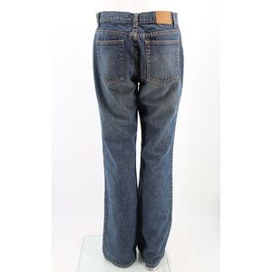 J Crew Medium Wash Denim Mid Rise Jeans 10 Tall